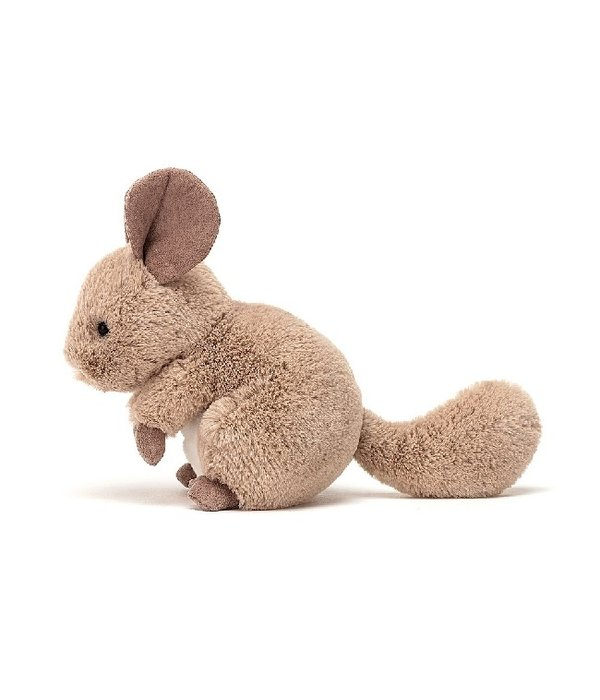 Jellycat Cheeky Chinchilla Sandy