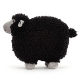 Jellycat Rolbie Black Sheep