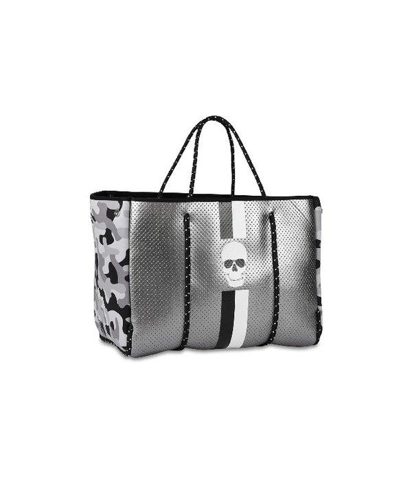 Greyson Gunmetal Bag