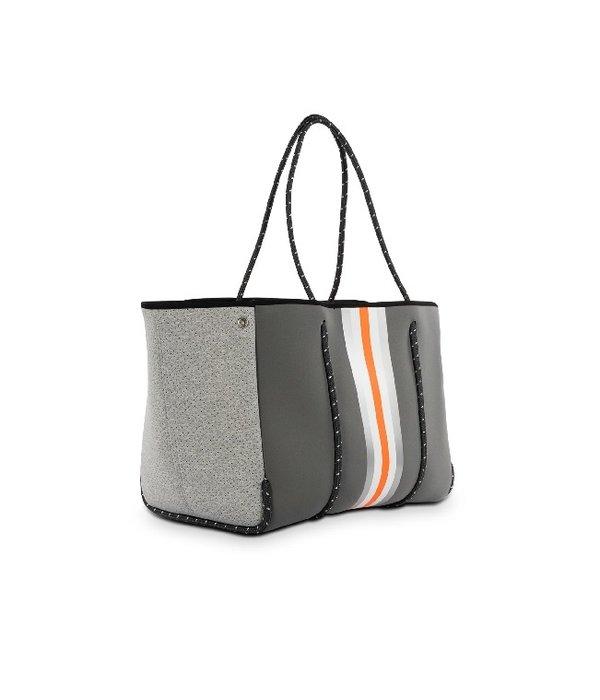 Greyson Hip Steel Bag