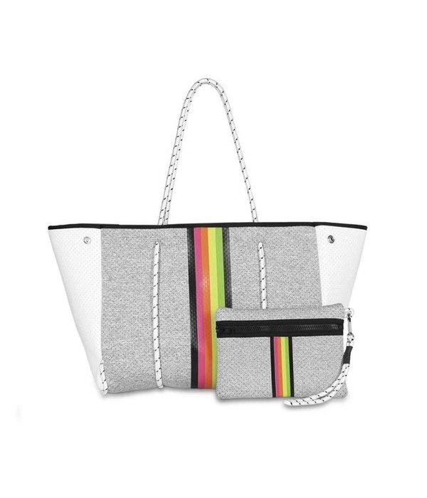 Greyson Glow Gray Bag