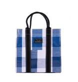 Scout Bags Totes-Ma-Goat Navy Check