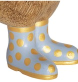 Duckling With Blue/Gold Boots