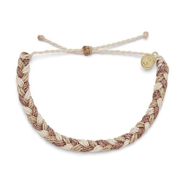 Pura Vida Braided Sandy Toes Bracelet