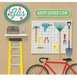 Father's Day Card Dad's Garage