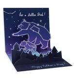 Stellar Fathers Day Card