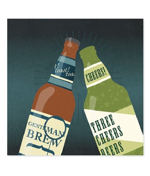 Craft Beer Father's Day Card