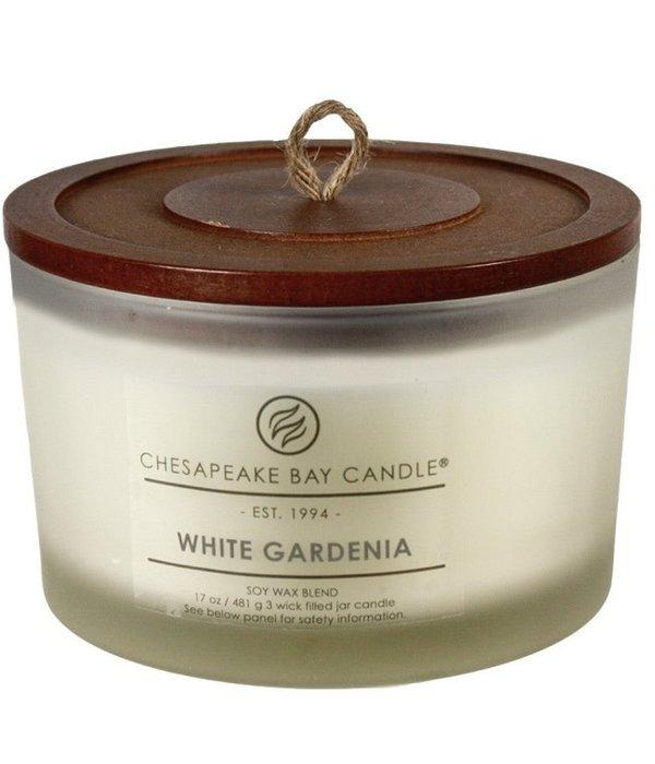 White Gardenia Candle
