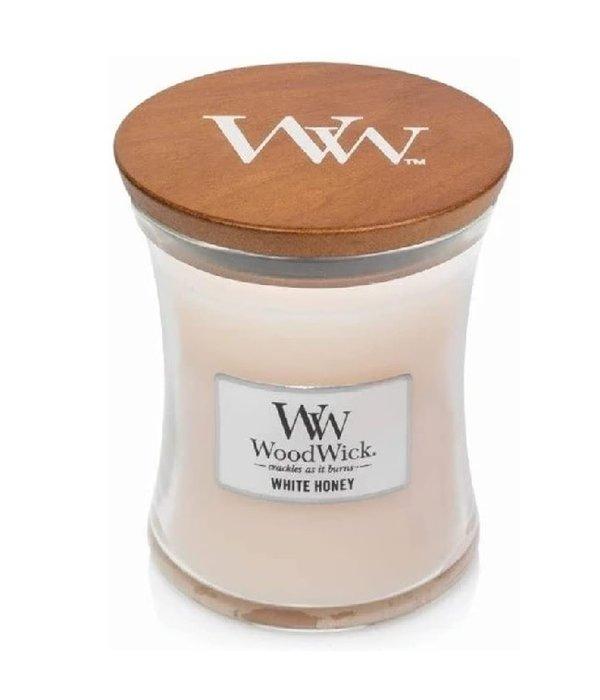 White Honey Candle 10 OZ