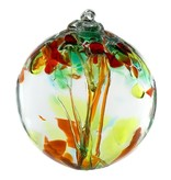 Kitras Glass Tree Of Sisters Glass Ball