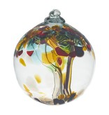 Kitras Glass Tree Of Luck Glass Ball