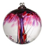 Kitras Glass Tree Of Love Glass Ball
