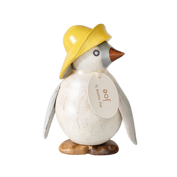 Penguin With Fisherman Hat