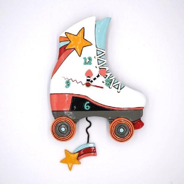 Roller Skate Clock