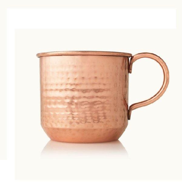 Simmered Cider Copper Mug Candle