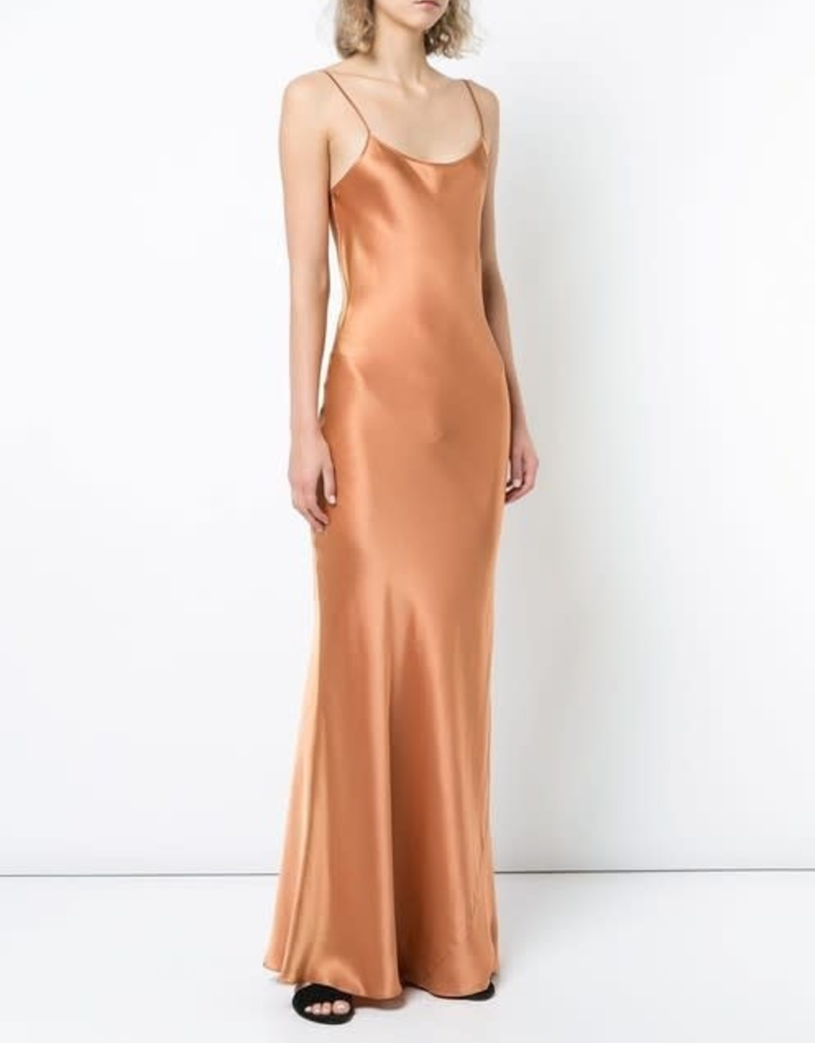 VOZ - The Charmeuse Slip Dress