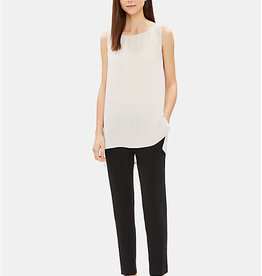 EILEEN FISHER - Silk Georgette Slouchy Pant