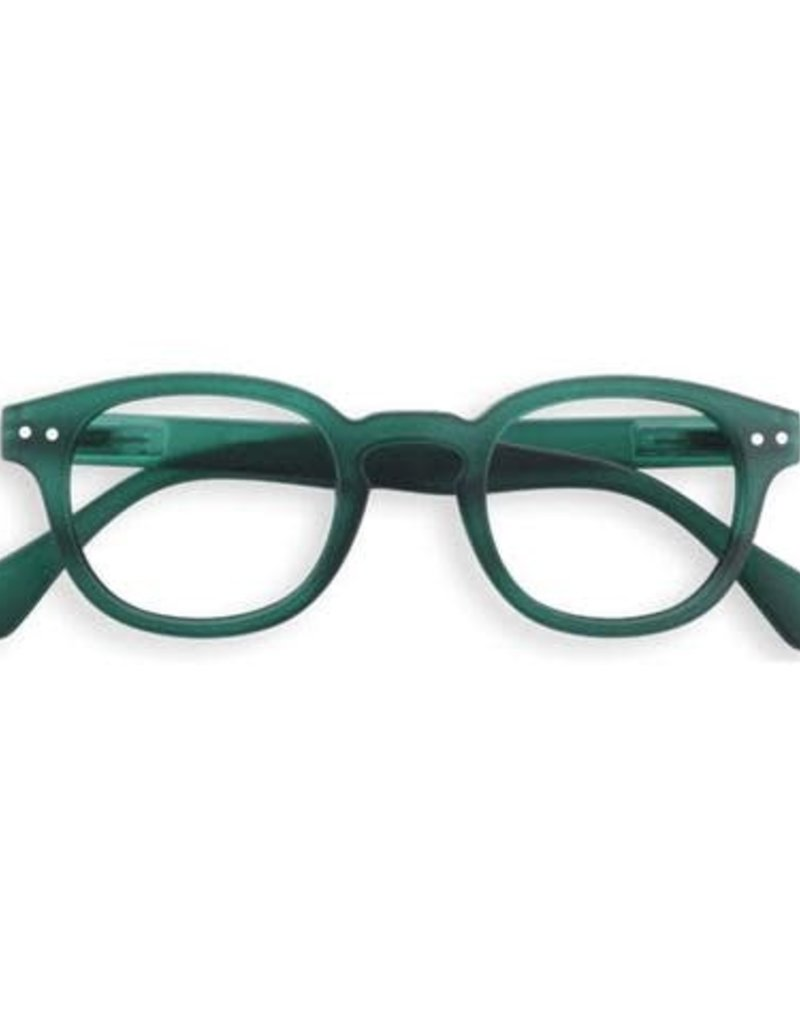 IZIPIZI - The Retro Reading Glasses in Green