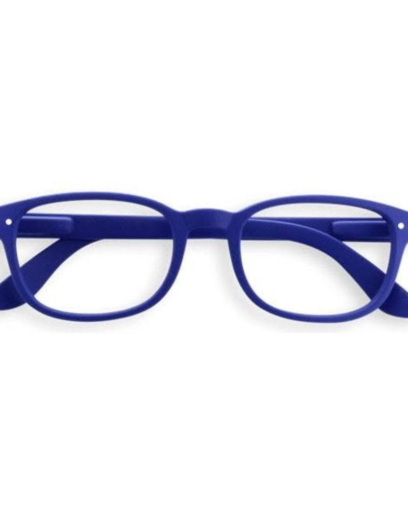 IZIPIZI - The Rectangular Reading Glasses in navy