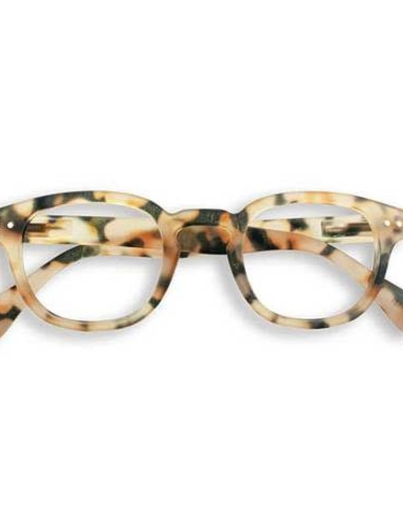 IZIPIZI - The Retro Reading Glasses in tortoise