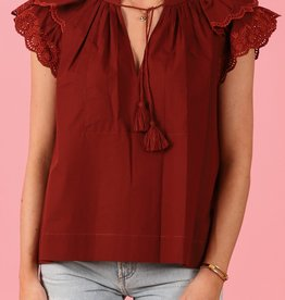 ULLA JOHNSON - Elm Top