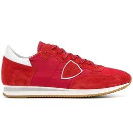 PHILIPPE MODEL - Tropez Mondial Sneaker Red