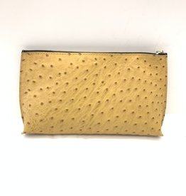 B.MAY BAGS - Clutch Bag in Yellow
