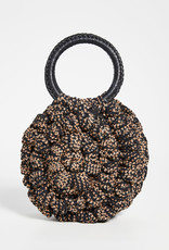 ULLA JOHNSON - The Lia Round Crochet Tote
