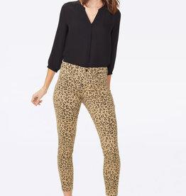 NYDJ - Ami Skinny Jeans Leopard