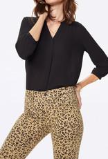 NYDJ - The Ami Skinny Jeans in Leopard