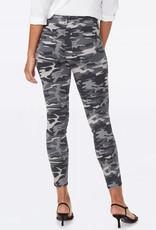 NYDJ - The Ami Skinny Jeans in Grey Camo