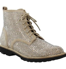 L'AMOUR DES PIEDS - Raynelle Lace Up Ankle Boot