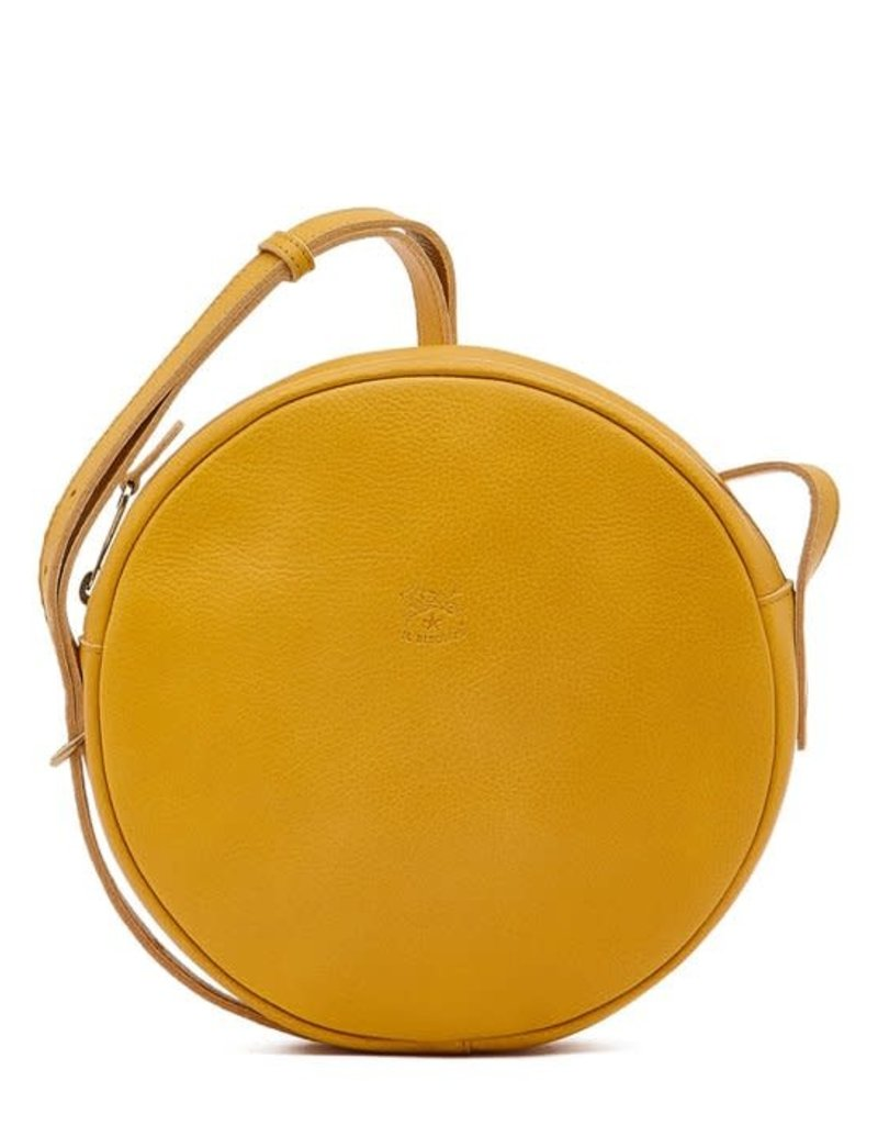 IL BISONTE - The Disco Circle Crossbody Bag
