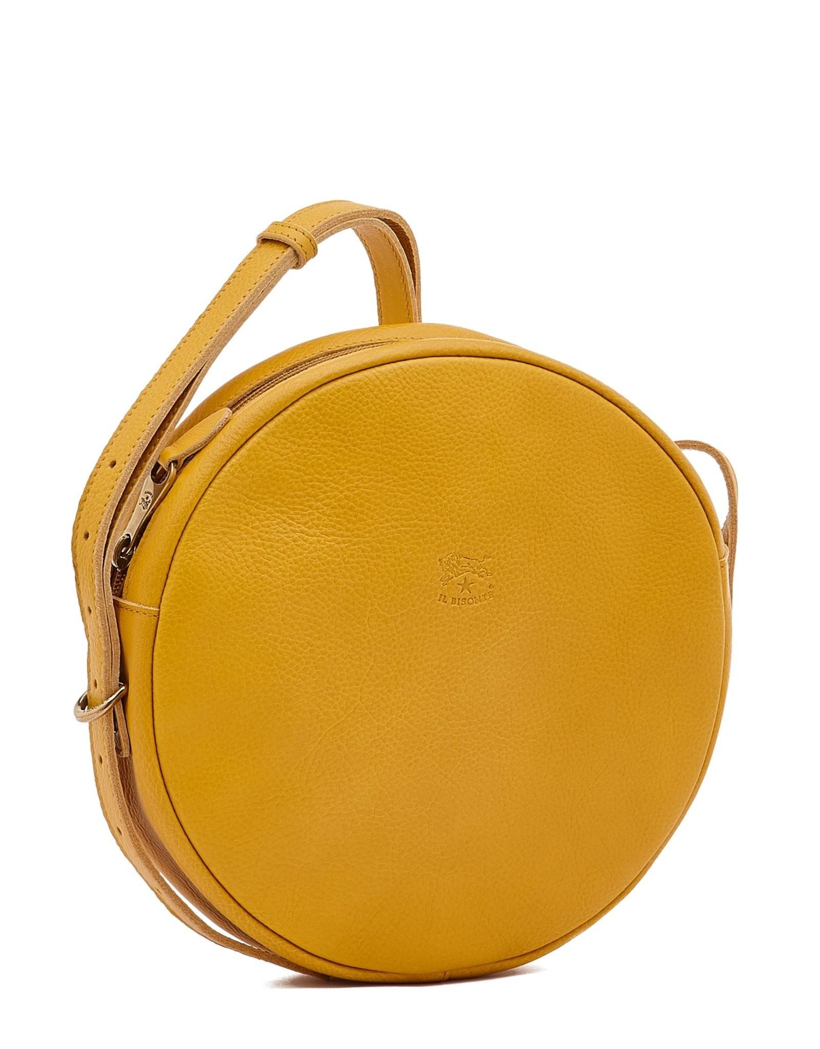 IL BISONTE - The Disco Circle Crossbody Bag