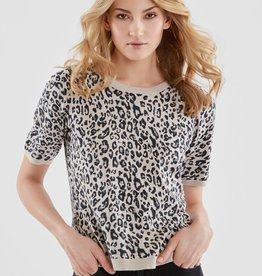 525 AMERICA - Leopard Print Sweatshirt