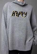 HAPPY SHEEP - Happy Grey Sweater