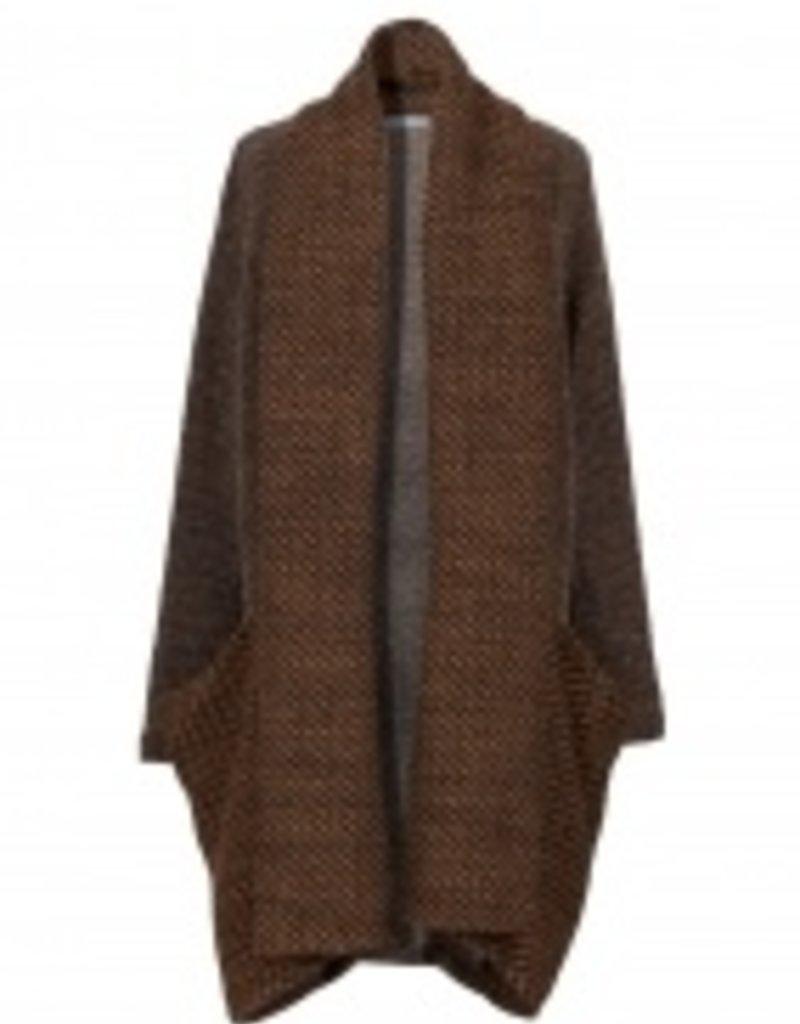ALEMBIKA - Shawl Jacket