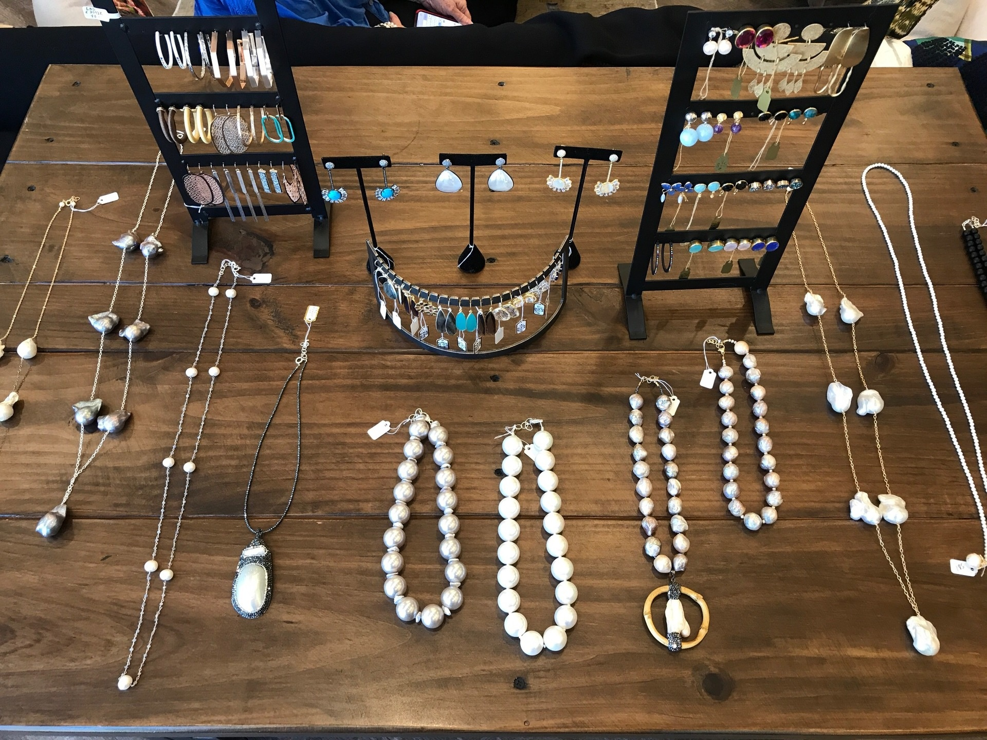 Louise Abroms Trunk Show