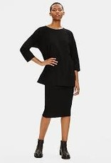 EILEEN FISHER - Stretch Crepe Tunic