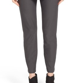 EILEEN FISHER - Charcoal Stretch Ankle Pant