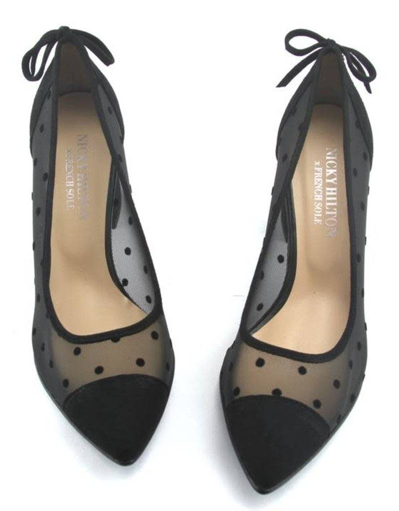 - The Holly Pointed Toe Pump