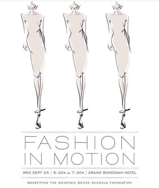 Fashion In Motion