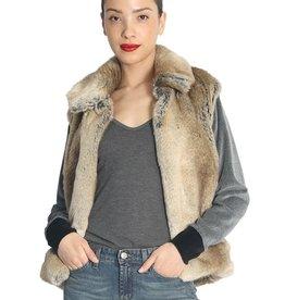 JET - Faux Fur Coat