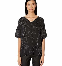 EILEEN FISHER - Marrakech Print Top