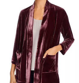 EILEEN FISHER - Velvet Jacket
