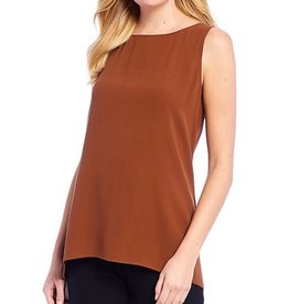 EILEEN FISHER - Long Silk Tank