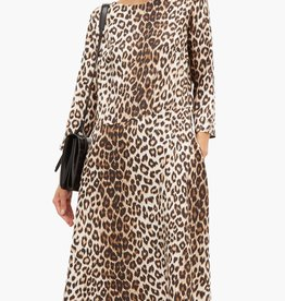 LA PRESTIC OUISTON -Drespres Leopard Dress