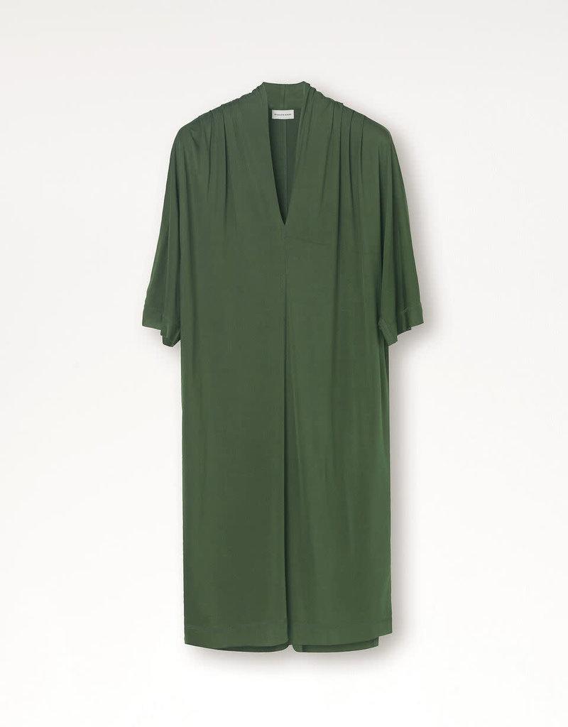 MALENE BIRGER - BIJOU Dress in Green