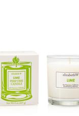 ELIZABETH W - Lime Candle