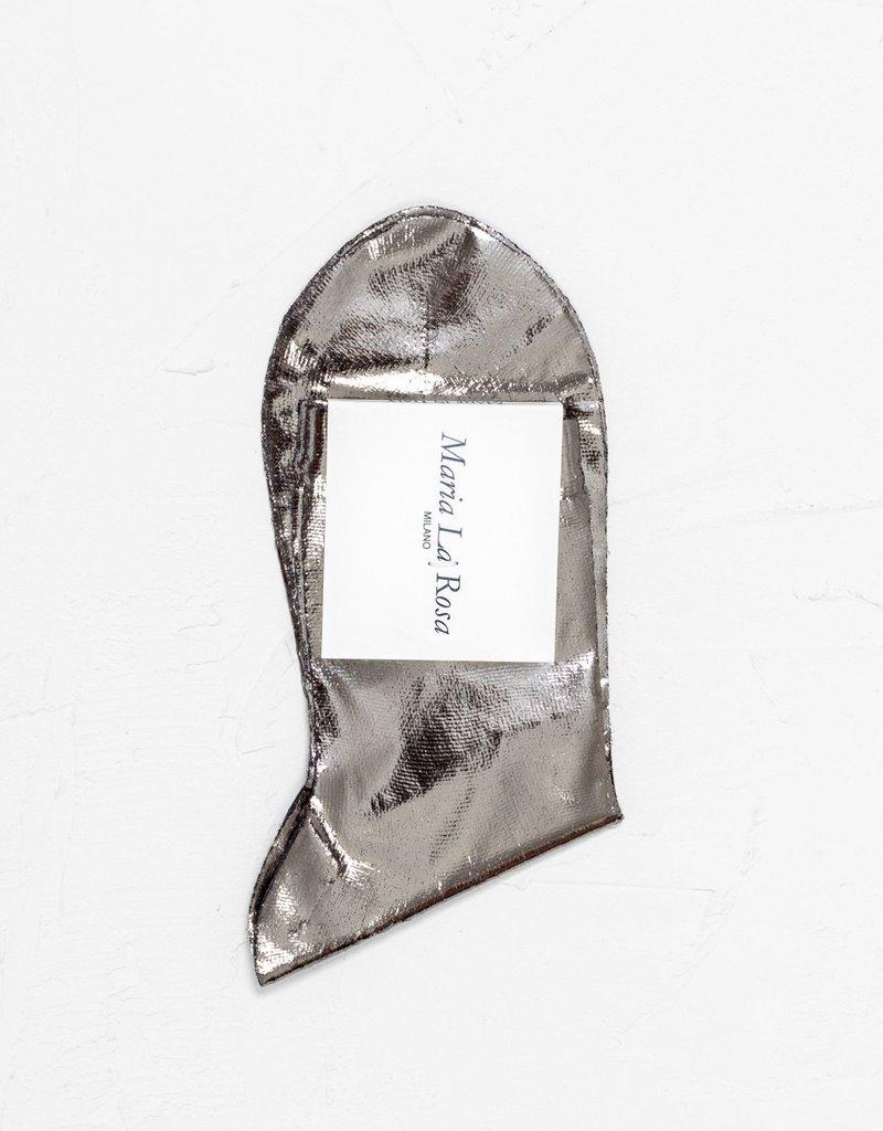 MARIA LA ROSA -Metallic Socks